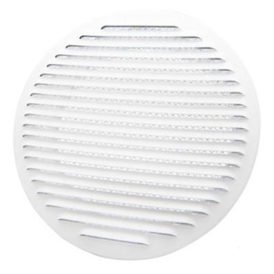 Grile de exterior circulare din aluminiu